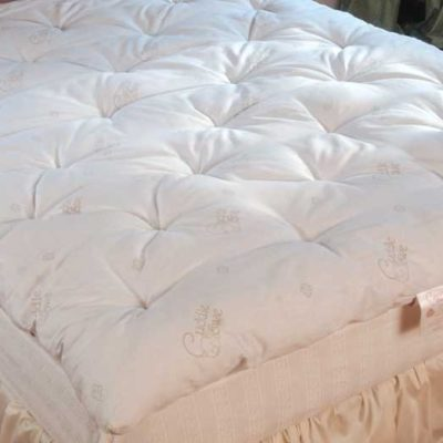 Wool Mattress Pad/Topper