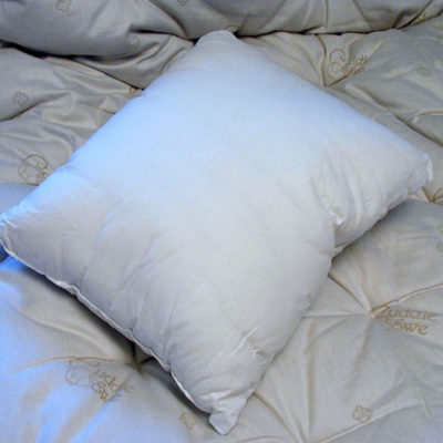 Soft Wool Pillow