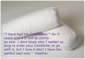 100% Wool Comforters and Pillows
